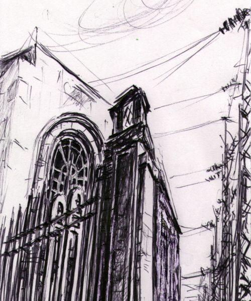 Milano, Centrale, via Cermenate