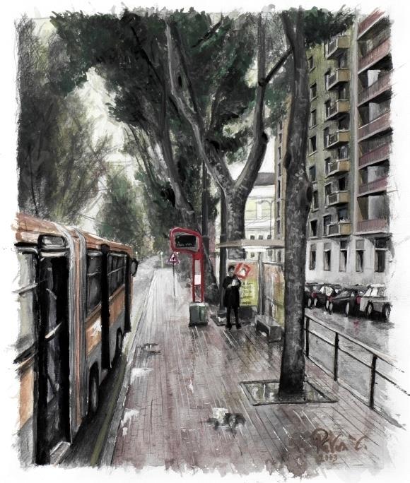 Milano, viale Isonzo