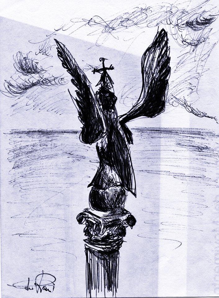 Budapest - statua