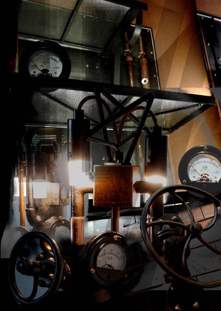 steampunk accessori