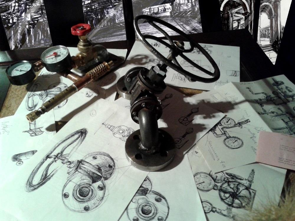accessori steampunk ico